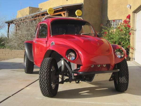 VW Baja Buggy