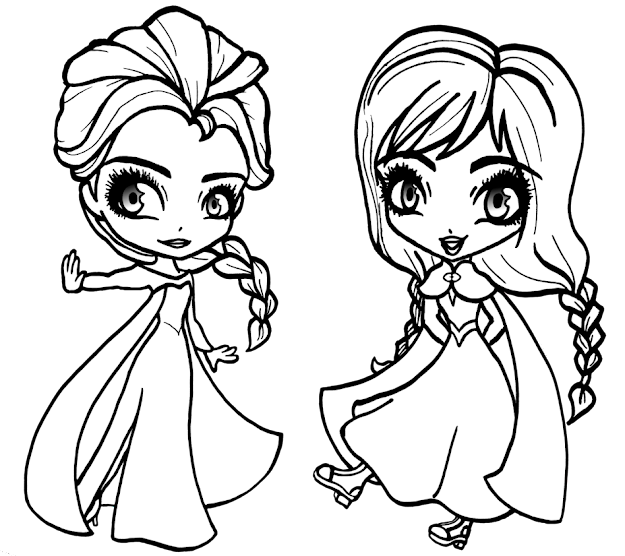 Free Printable Elsa Coloring Pages For Kids Best Coloring Pages For Within  Stylish Free Printable Coloring Pages For Girls