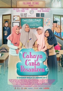 Download Film Cahaya Cinta Pesantren (2017) Full Movie
