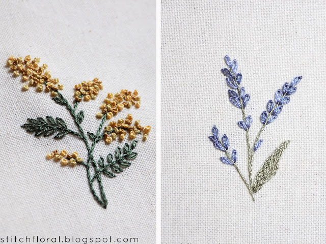 Spring & summer hand embroidery projects for beginners