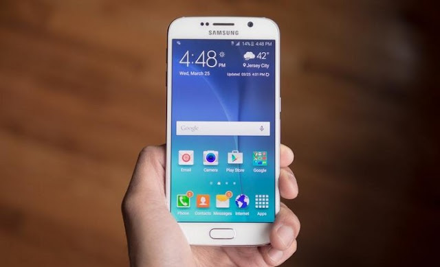 Samsung get a brand Galaxy S6 Note in South Korea