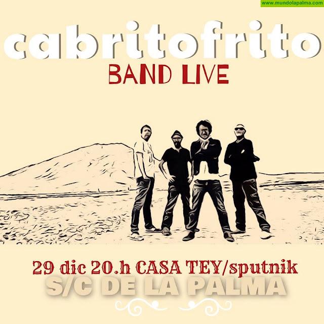 Concierto Cabritofrito Band Live