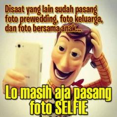 Gambar dp bbm foto selfie foto keluarga