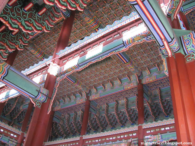 Дворец Кёнбоккун, Сеул