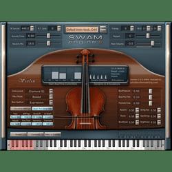 SWAM Engine - SWAM Violin Full version