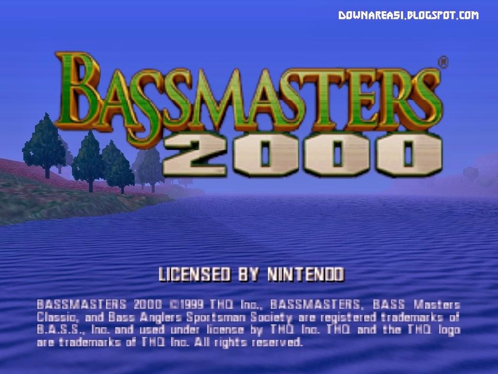 Bassmaster 2000 Nintendo 64