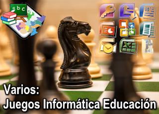 Juegos Informática Educación