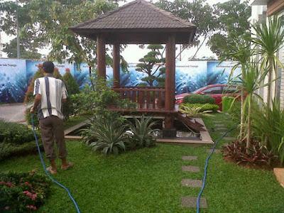 Tukang Taman Jakarta, Gazebo taman
