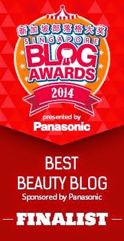 Finalist for Best Beauty Blog