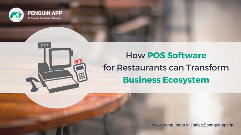 POS Software for Restaurants
