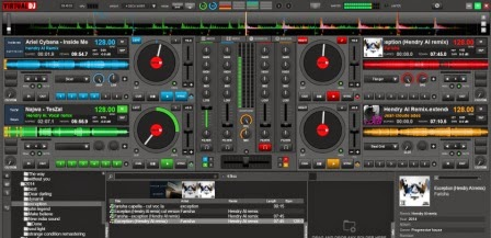 Virtualdj 8 4 deck setting