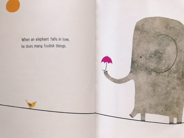When An Elephant Falls In Love Freebie Response Primary