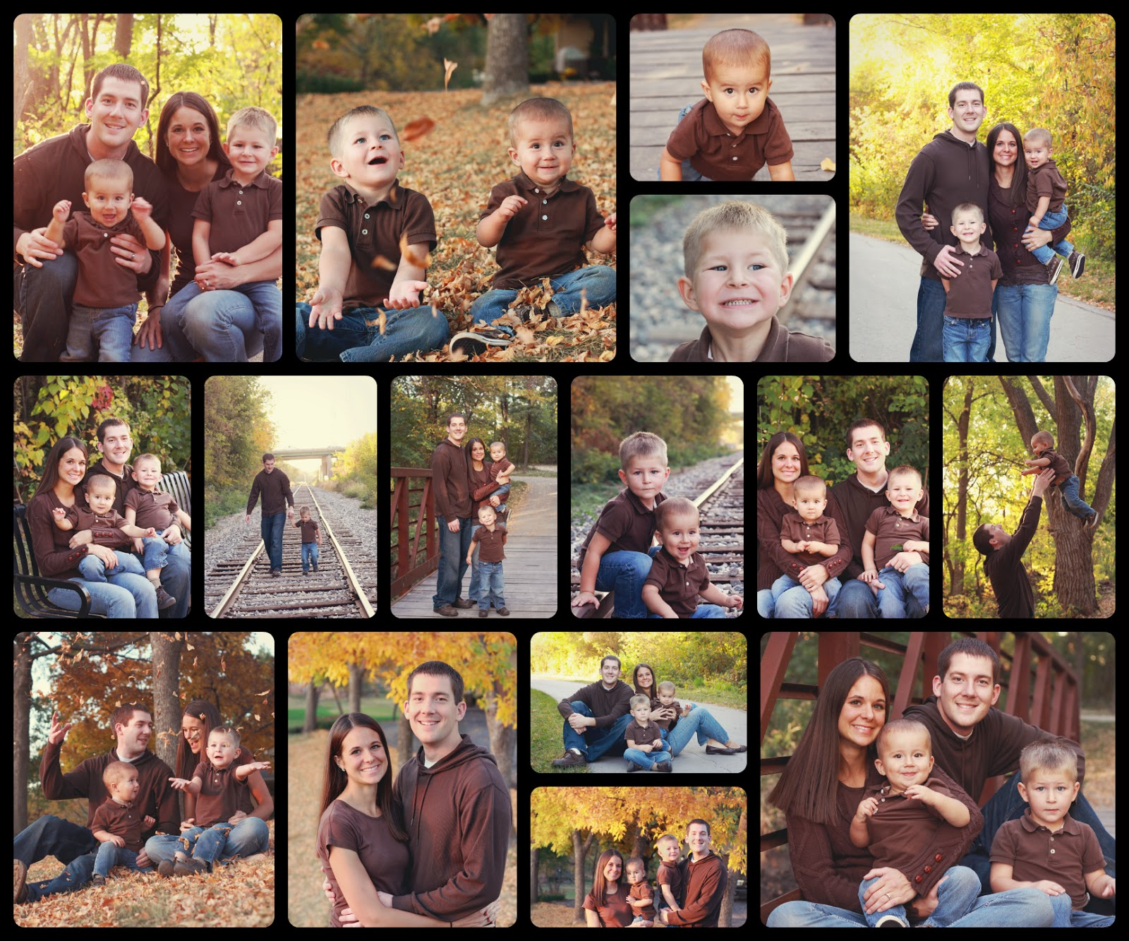 we love being moms family picture collage. Black Bedroom Furniture Sets. Home Design Ideas