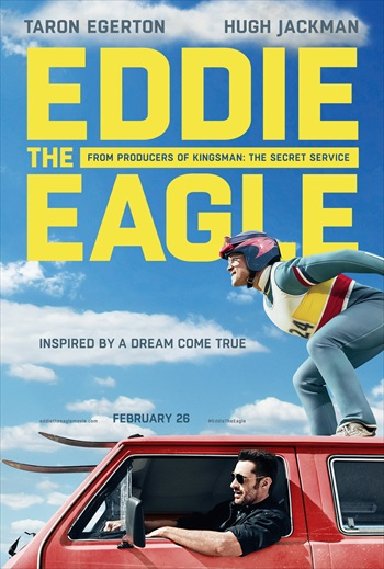 Eddie The Eagle 2016 English 720p WEB-DL