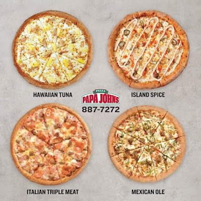Papa johns delivery promo