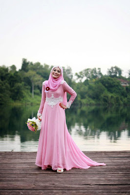 wedding dress with hijab wedding dress with sneakers cewek cantik jilbon model hijab