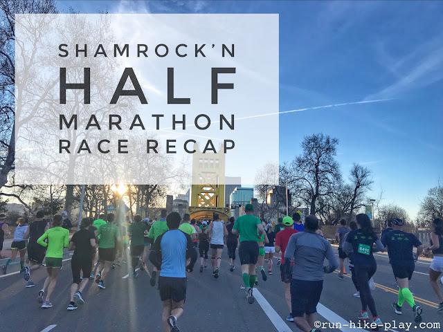 Shamrock'n Half Marathon Race Recap 3/17/19
