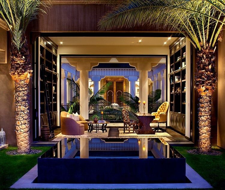 A Home That S Modern Inside And Out: Lush Fab Glam Inspired Lifestyle For The Modern Woman