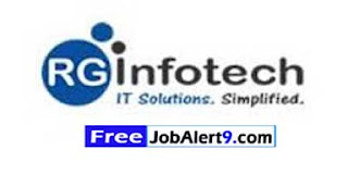 RG Infotech Recruitment 2017 Jobs For Freshers Apply