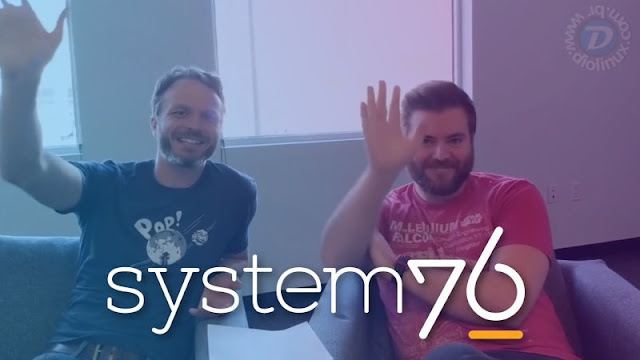 System76 e Pop!_OS no Diolinux Entrevista