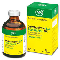 Antibiotico contra anaplasmosis