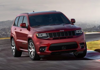 2017 Jeep Grand Cherokee: Engine Stop/Start Technology