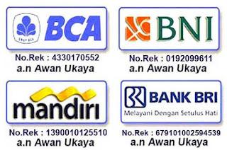 rekening cv denature indonesia