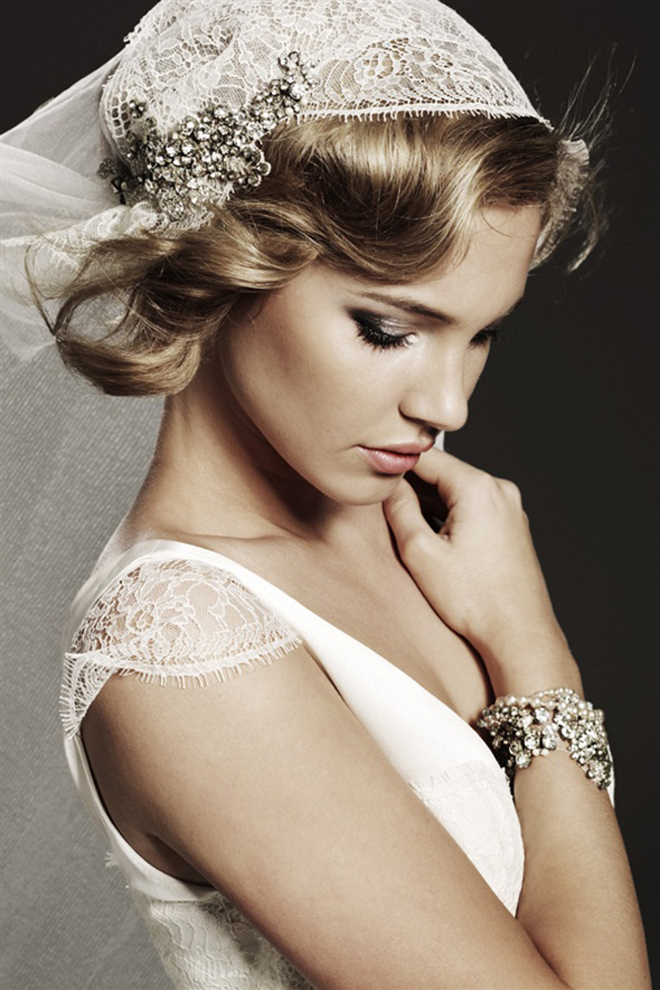 Gorgeous Wedding Veils - Belle The Magazine