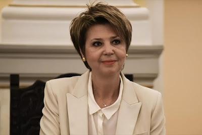 Χαιρετισμός της Υπουργού Προστασίας του Πολίτη Όλγας Γεροβασίλη