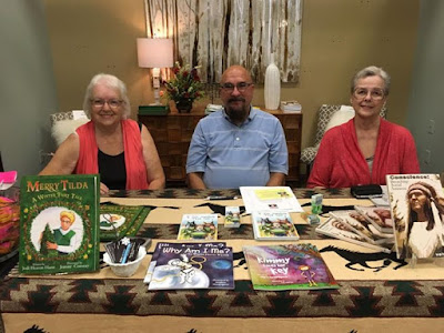 One July 4RV Meet the Authors Down, One to Go