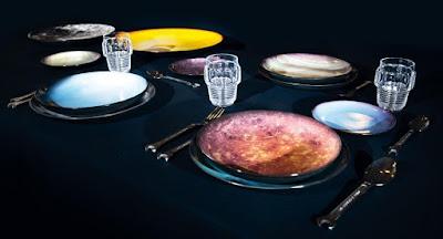 Mars Plate