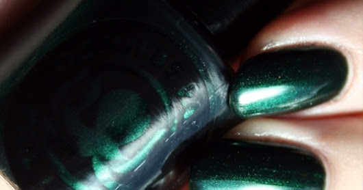 Octopus Party Nail Lacquer's Holiday Duo