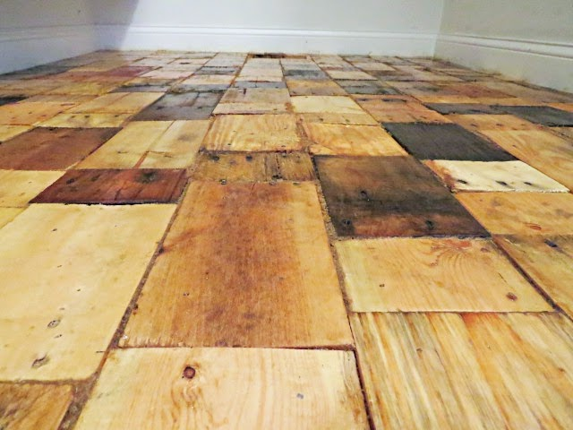 wood floor finish