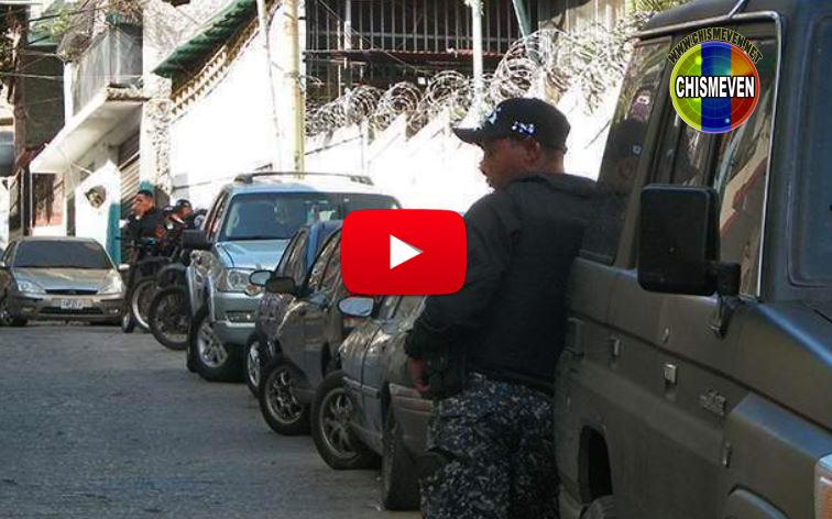 400 policías mataron a 3 malandritos en El Cementerio