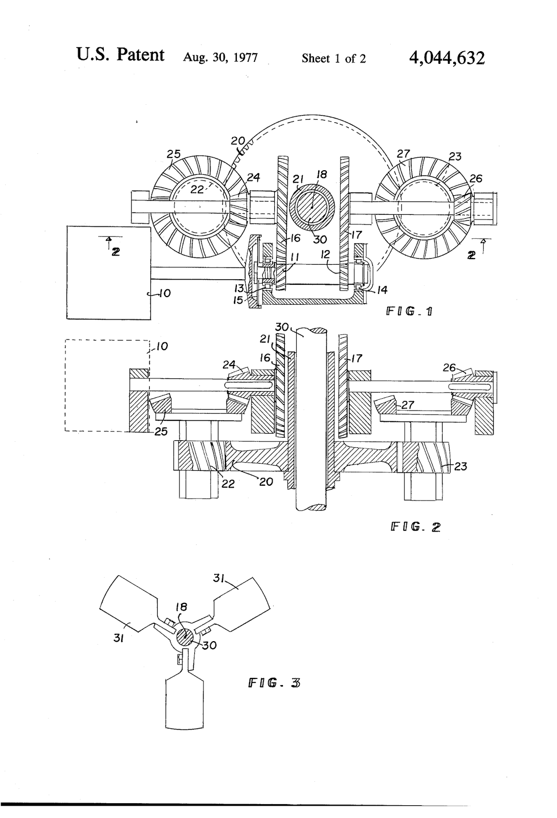 Twin Channel Reduction Drive With Electric Motor