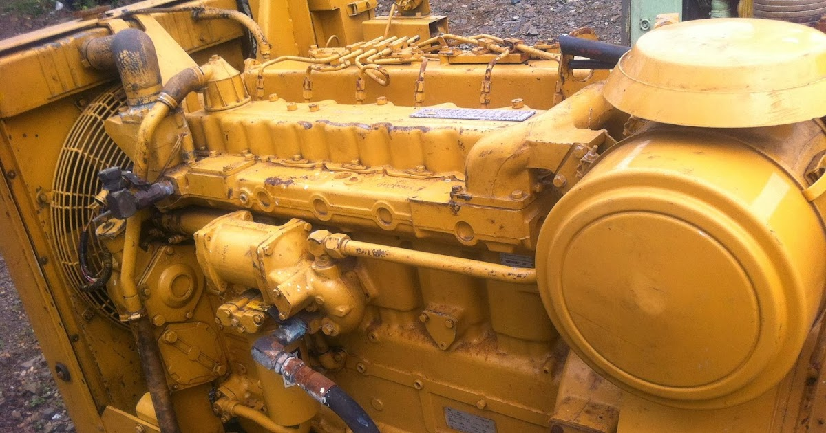 Used Marine And Industrial Diesel Engines For