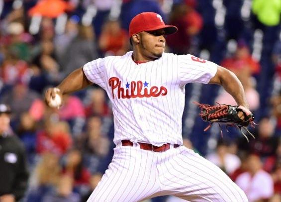 Philadelphia bullpen implodes again, surrenders 7 runs in extras