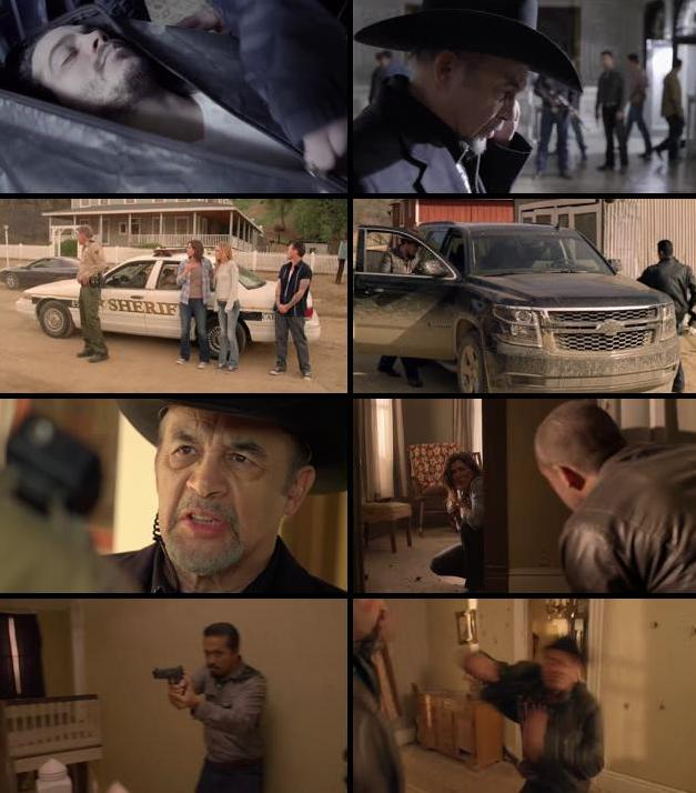 Close Range 2015 English 720p WEB-DL