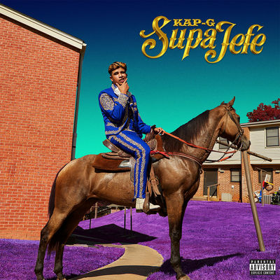 Kap G - SupaJefe - Album Download, Itunes Cover, Official Cover, Album CD Cover Art, Tracklist
