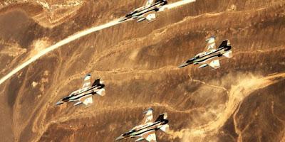 Israel ataca alvos do Hezbollah na Síria
