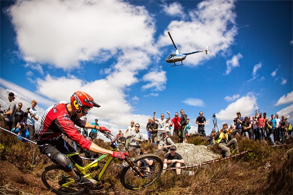 Emerald Enduro, Wicklow, Ireland - Race Highlights Florian Nicolai