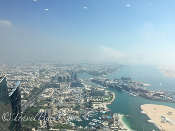 Observation Deck at 300 - Jumeirah at Etihad Towers (Abu Dhabi)