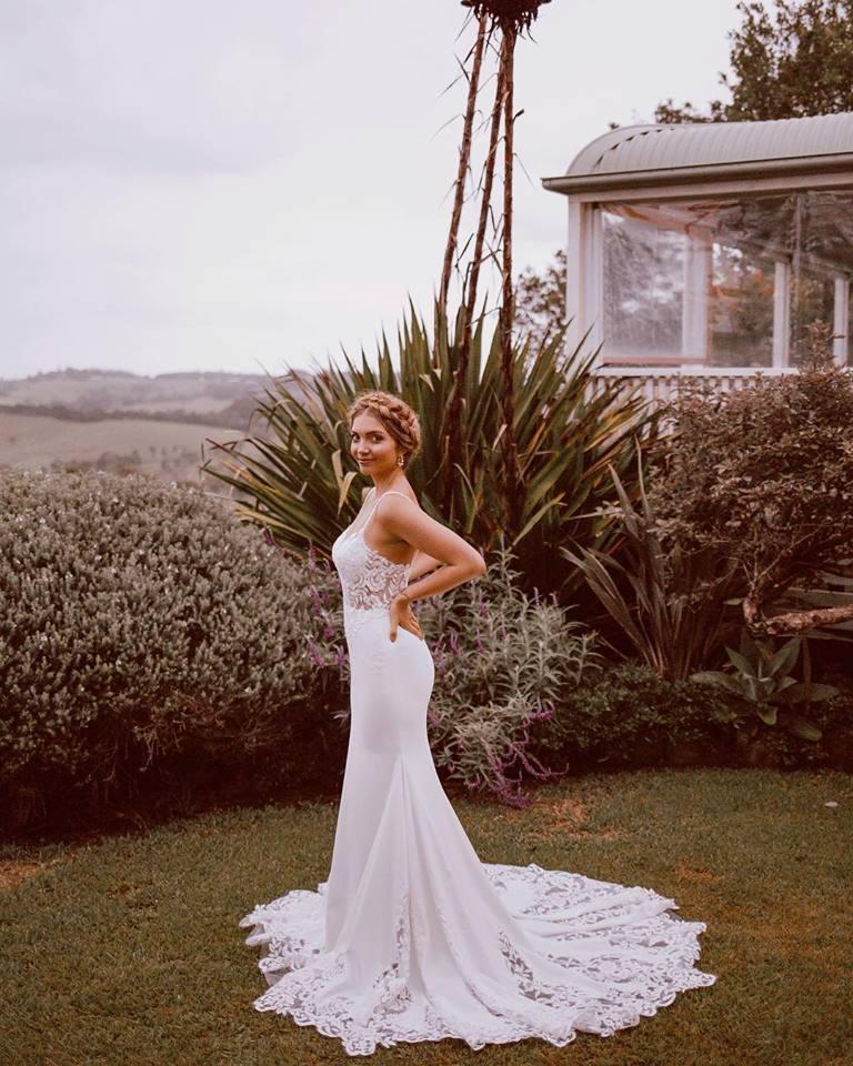 Q+A: OSCAR AND IVY BRIDAL   HANDMADE BRIDAL GOWNS BYRON BAY NSW