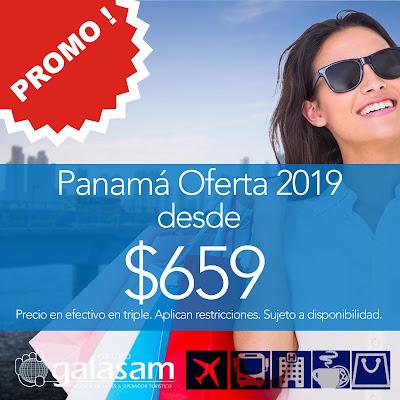 PANAMÁ OFERTA 2019