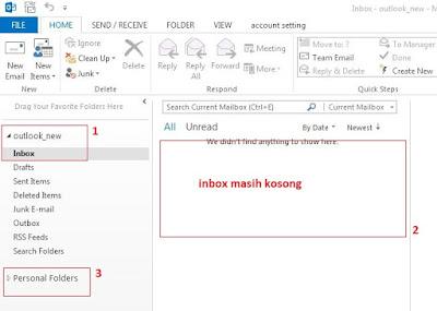 Mari Berbagi Informasi Tips Mengatasi Email Outlook Lambat Atau Lama