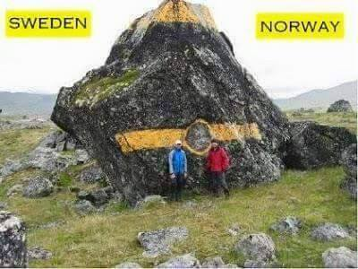 Sweden-Norway-Border