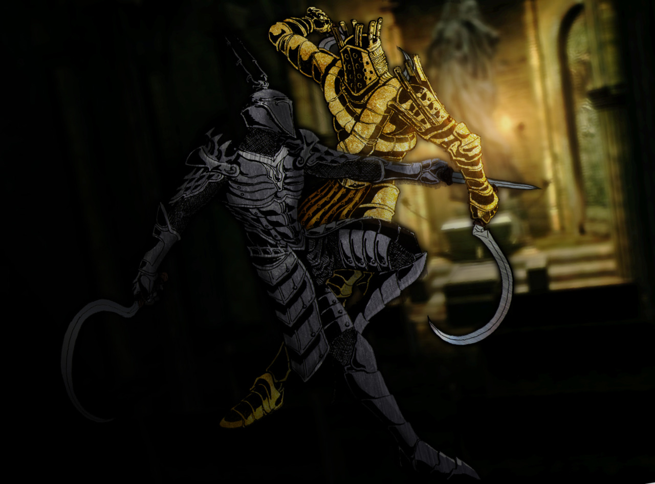 Zen And The Art Of Zombies: Dark Souls: Back to basics