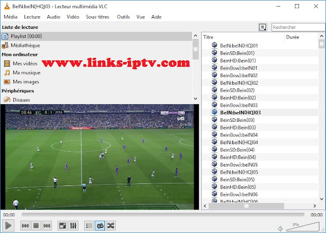 Free IPTV Links all sports M3u HD Playlist