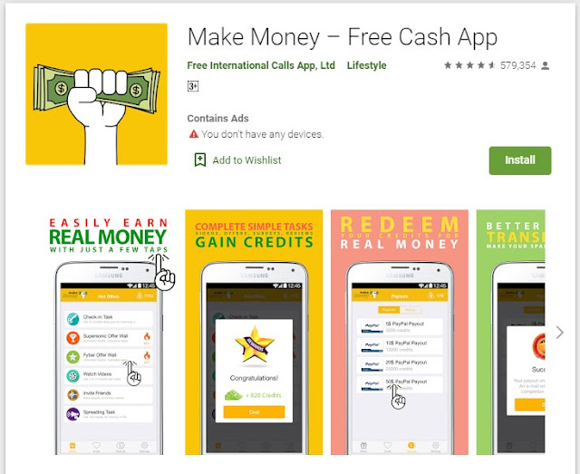 App To Make Money