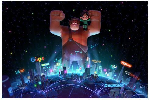 La secuela de '¡Rompe Ralph!' llegará a los cines en 2018